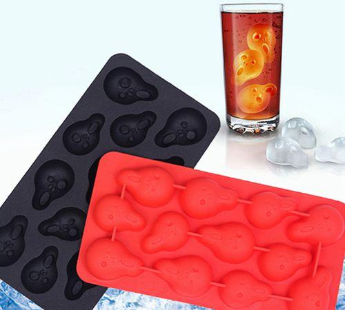 呐喊硅胶制冰模具,创意冰块冰格-硅胶厨具