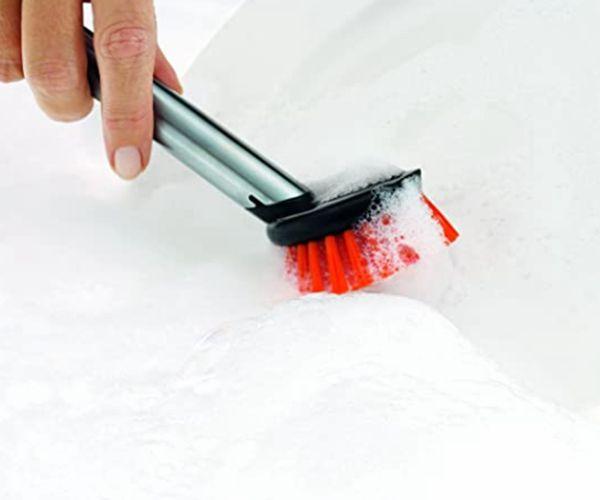 硅胶厨具洗碗刷,多用途果蔬硅胶刷子_硅胶刷
