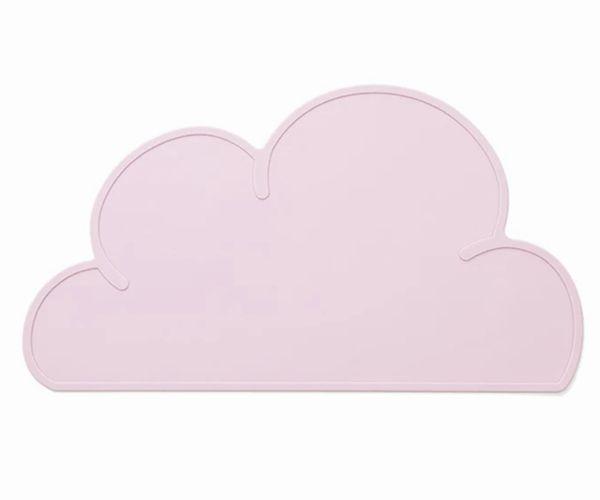 便携儿童硅胶餐垫,云朵硅胶隔热餐垫_硅胶厨具