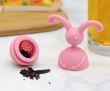 硅橡胶茶叶过滤器,小丑人硅胶茶漏_硅胶用品