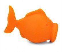 金鱼硅胶吸蛋器,硅胶蛋黄蛋清分离器_硅胶用品