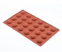 自制巧克力硅胶模,安全的巧克力模具_硅胶厨具