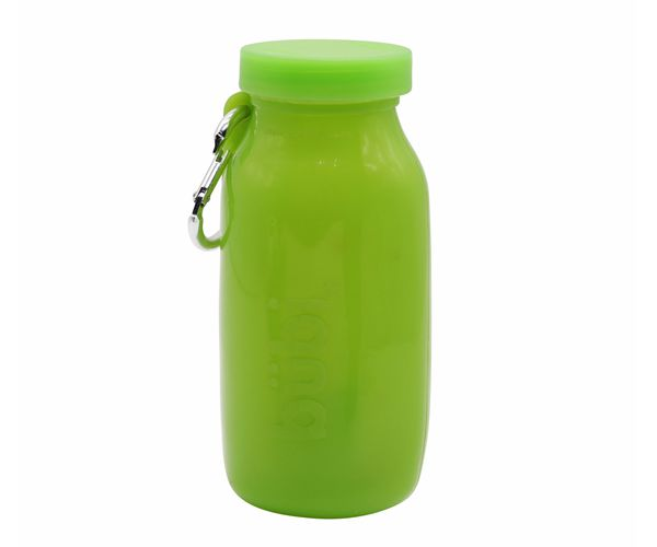 便携运动硅胶水杯,户外旅行硅胶杯子_硅胶用品