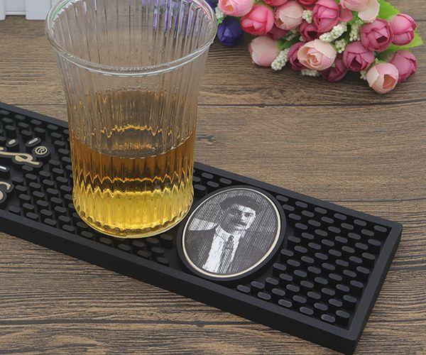 食用级别酒吧硅胶桌垫,防滑吧台垫_硅胶垫
