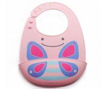 免洗婴儿硅胶口水兜,宝宝衣物防脏围兜