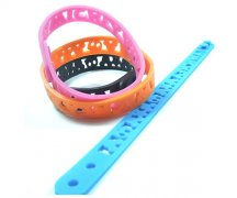 可调节硅胶手环个性学生篮球腕带