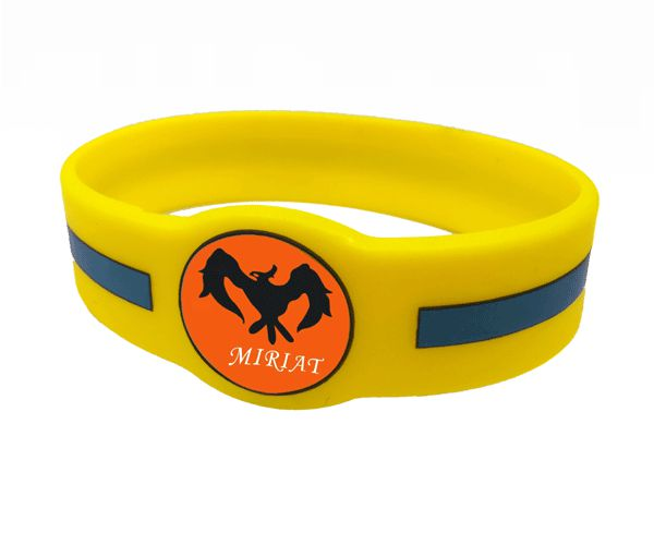 节日纪念硅胶手腕带_个性学生硅胶手环