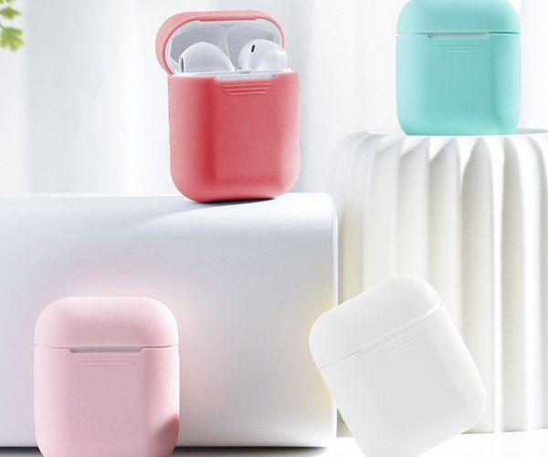 蓝牙耳机硅胶保护套_苹果无线耳机硅胶套