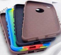 防挂防滑硅胶手机套定制生产厂家