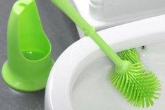洗厕所硅胶刷_马桶刷硅胶好用吗