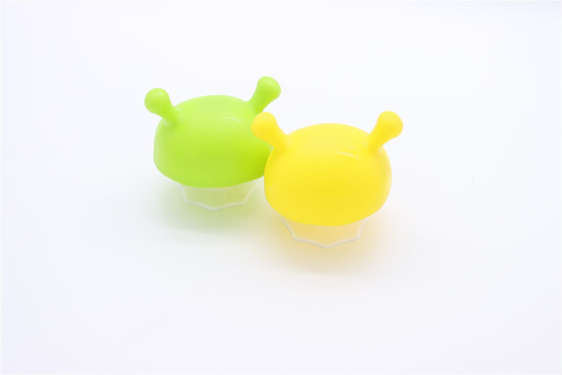 小蘑菇安抚牙胶磨牙棒婴儿硅胶玩具