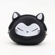 狐狸硅胶包-狐狸小巧零钱包